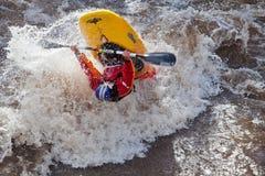 Eerste dag van de 2011 Spelen van de Berg Teva Royalty-vrije Stock Foto