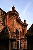 Eerste Kathedraal van Amerika Royalty-vrije Stock Afbeeldingen