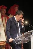 Eerste Matteo Renzi, Italië Royalty-vrije Stock Foto's
