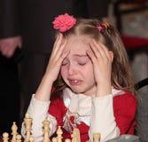 Eerste mislukking Royalty-vrije Stock Foto