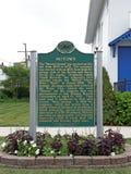 Eerste Motown-Hoofdkwartier Royalty-vrije Stock Afbeeldingen
