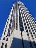Eerste Nationale Toren Van de binnenstad Stock Afbeeldingen