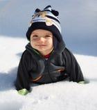 Eerste sneeuw Stock Afbeeldingen