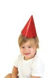 Eerste verjaardag Royalty-vrije Stock Afbeeldingen