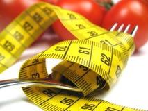 Eet gezond Stock Foto's