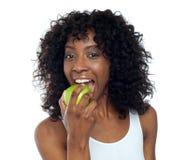 Eet gezond. Gezond verblijf Royalty-vrije Stock Fotografie