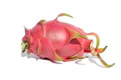 Eet het fruit van de vers fruitdraak Stock Foto