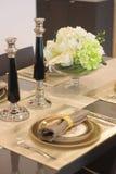 Eettafel Royalty-vrije Stock Foto