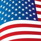 Eeuu de la bandera Fotos de archivo