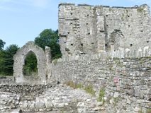 13 eeuw Abby Royalty-vrije Stock Foto