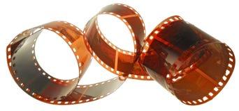 Eeuwenoude film Stock Afbeelding