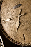 Eeuwigheid (retro klok) Royalty-vrije Stock Afbeeldingen