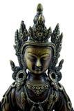 Efígie budista imagens de stock