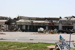 ef5 centrum handlowego paska tornado Obraz Royalty Free