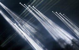 Efectúe las luces fotografía de archivo libre de regalías