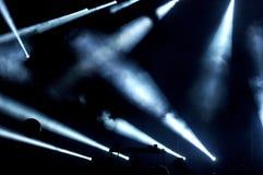Efectúe las luces Imagenes de archivo