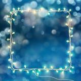 Efecto óptico del defocus de la Navidad Vector del EPS 10 libre illustration