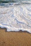 Efecto de la marea inferior Imagen de archivo