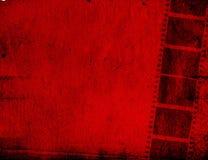 Efecto del capítulo de película de Grunge Fotos de archivo libres de regalías