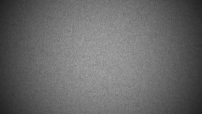 Efecto estático de la TV almacen de metraje de vídeo