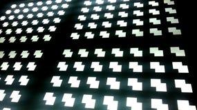 Efecto luminoso abstracto imágenes de archivo libres de regalías