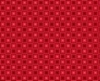 Efecto luminoso del fondo rojo Stock de ilustración