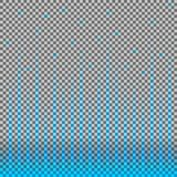 Efecto luminoso del resplandor Ilustración del vector Concepto de destello de la Navidad Imagen de archivo libre de regalías