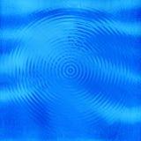 Efecto ondulado del agua Fotos de archivo libres de regalías