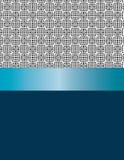 Efeito ótico dos formulários abstratos do projeto Imagens de Stock Royalty Free
