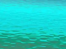 Efeito da água Imagem de Stock Royalty Free