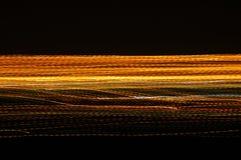 Efeito da luz Fotografia de Stock Royalty Free