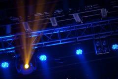 Efeito da luz Imagens de Stock Royalty Free