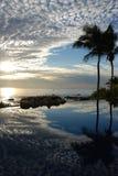 Efeito do espelho na associação infinita Los Cabos 2 imagem de stock royalty free