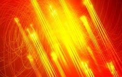Efeitos da luz Fotos de Stock Royalty Free