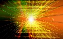 Efeitos da luz Imagem de Stock Royalty Free