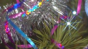 Efeitos da luz da estrela vídeos de arquivo