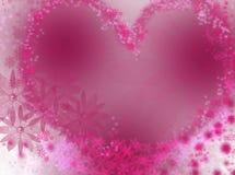 Efeitos do borrão do fundo da textura das flores da mola Imagem de Stock