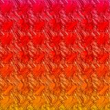 Efeitos matizados da pintura de óleo que pintam a arte finala A arte finala pastel com cores grossas colou Fundo estruturado para ilustração do vetor