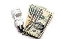 efektywna energii Zdjęcia Stock