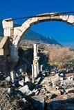 Efes στην Τουρκία Στοκ Εικόνα