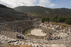 EFES/TURKEY Theatre Ephesus Obrazy Stock