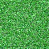 Efeu-nahtloses Muster Stockfotografie
