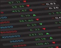 Effectenbeursraad Royalty-vrije Stock Afbeeldingen