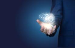 Effective business mindset. Stock Photos