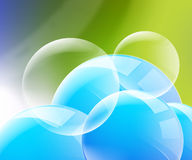 Effective colored background Royalty Free Stock Image