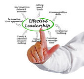 Effective Leadership Royalty Free Stock Photography
