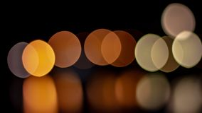 Effects lights out of focus. Resource for designers stock image