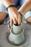 Effectuer de poterie Images stock