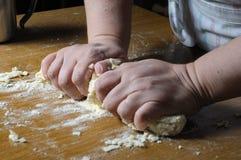 Effectuer des pâtes Image stock