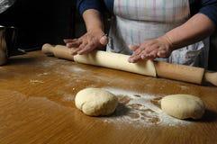 Effectuer des pâtes Image libre de droits